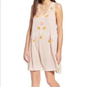 ✨NWT✨ Free People Adelaide Embroidered Dress